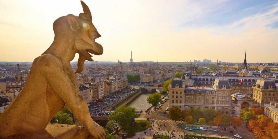 Десятка самых привлекательных для туристов стран мира