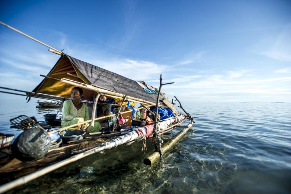 Народ баджо: морские кочевники, которые почти никогда не выходят на сушу