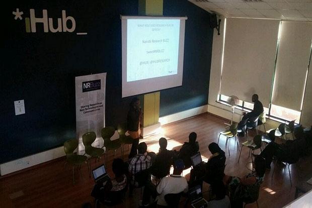 iHub: хакерспейс в пустыне Найроби