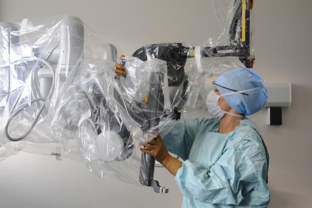 Проектировщик медицинских роботов