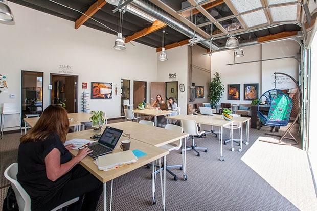 Hera Hub: оазис женской самодостаточности в Калифорнии