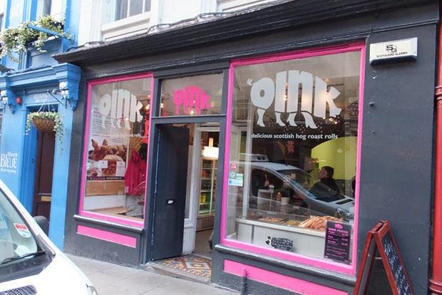Oink (Эдинбург, Великобритания)