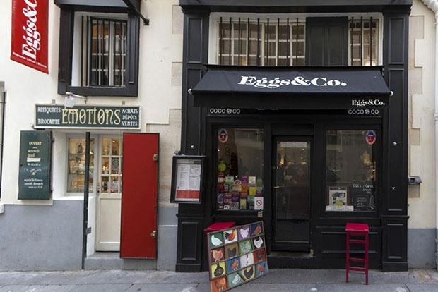 Eggs & Co (Париж, Франция)