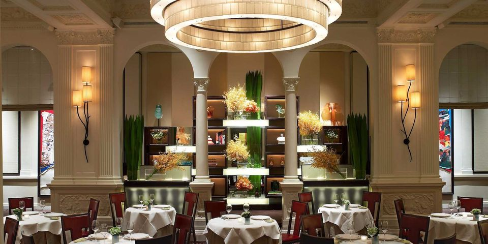 Рестораны Нью-Йорка