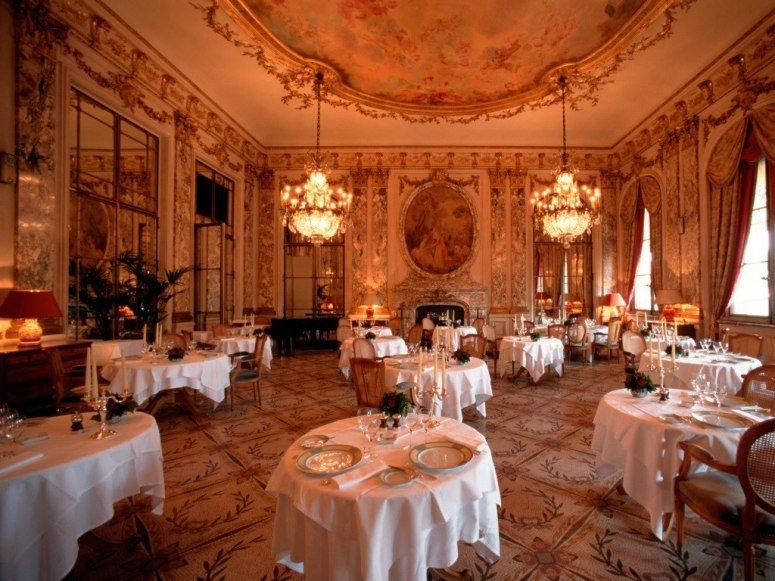 Ресторан «Le Meurice», Париж