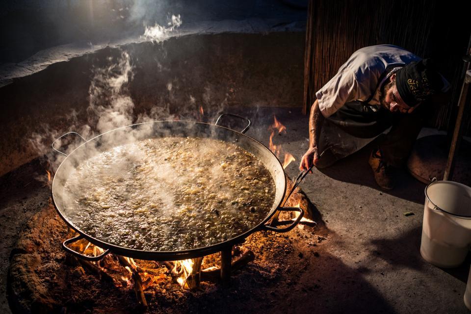 Богатства испанской кухни